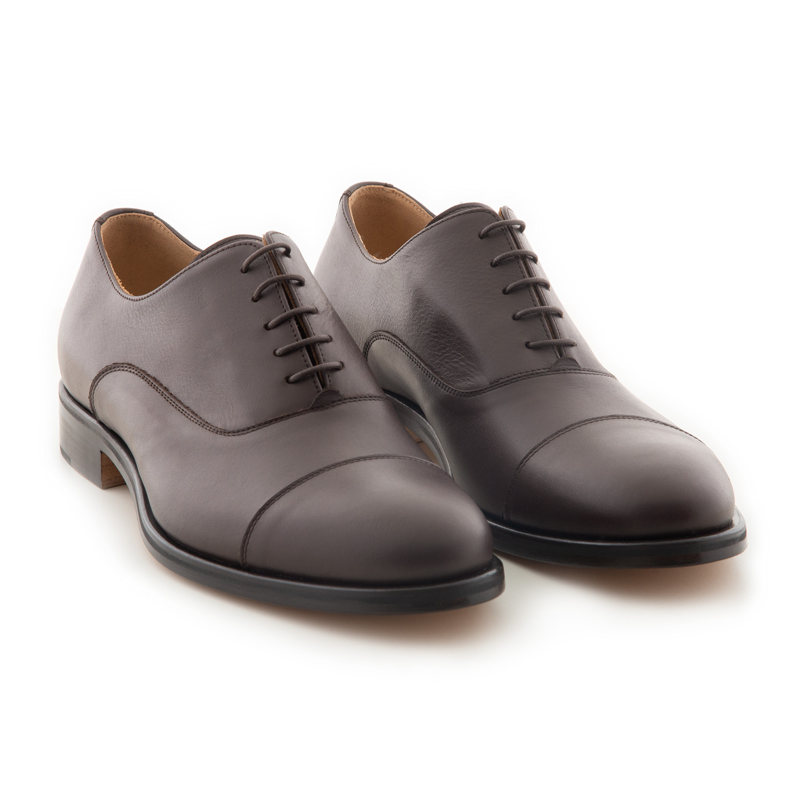 Oxford cap toe- Classic -