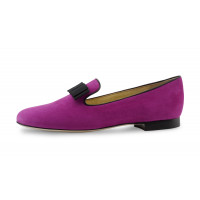 Loafer Fuxia