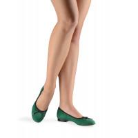 Grüne Ballerinas